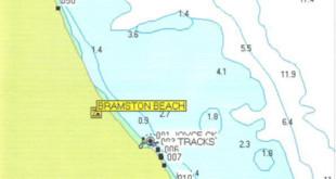 North Map Bramston Beach