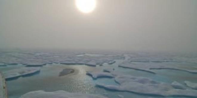 2013 Arctic Sea Ice Minimum Is Sixth Lowest On Record